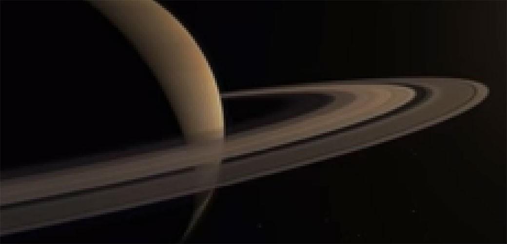 Saturn velikom brzinom gubi svoje prstenove