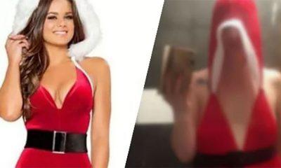 Naručila je seksi božićni kostim na netu