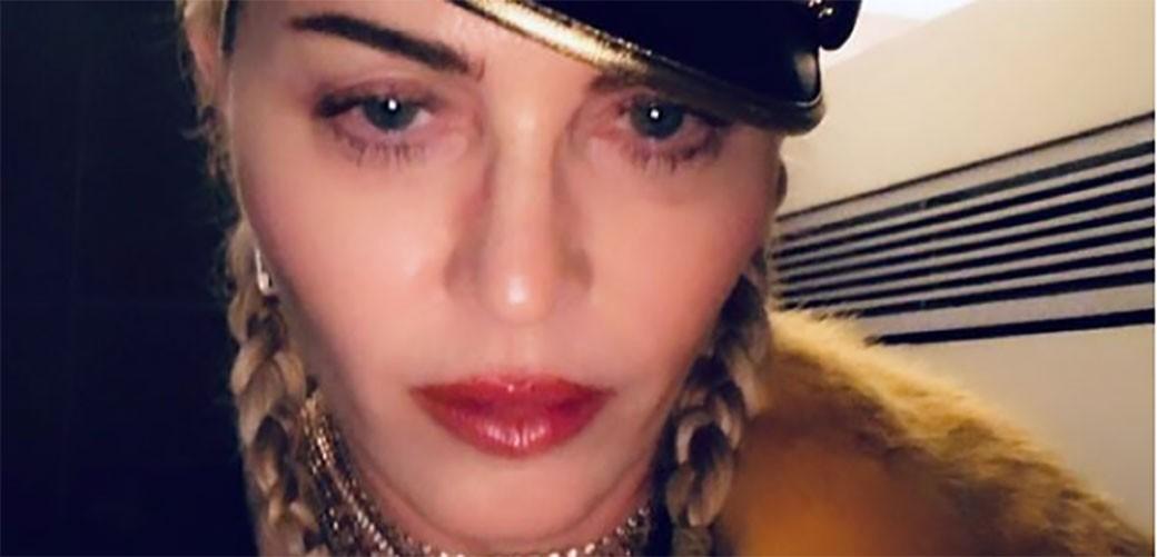Madonna opet objavila golišavu sliku
