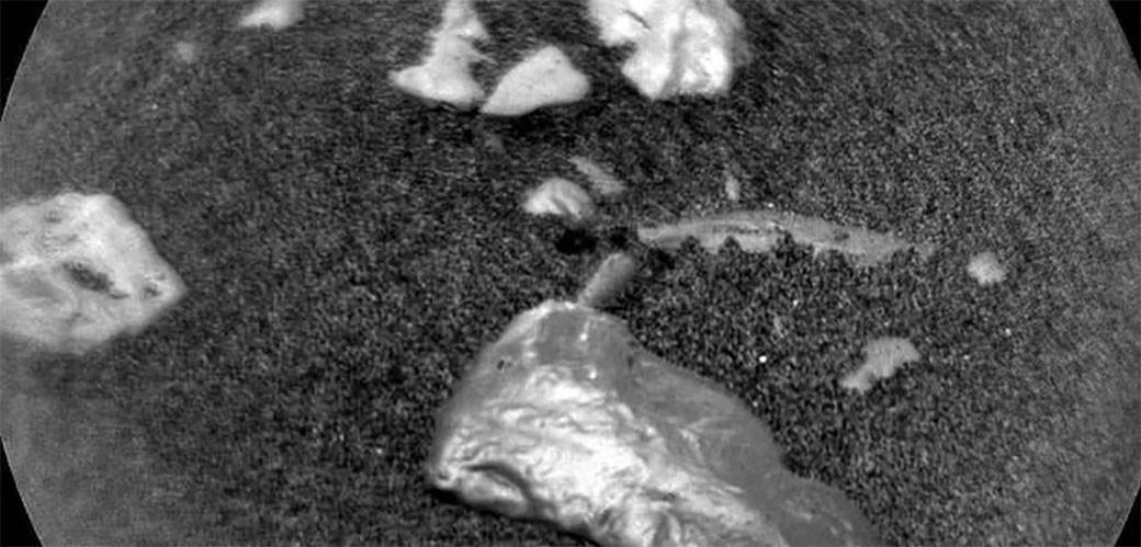 NASA otkrila nešto čudno na Marsu