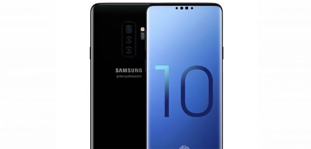 Galaxy S10 će imati rupe na ekranu?