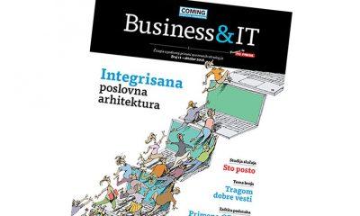 Upoznajte Business&IT časopis!