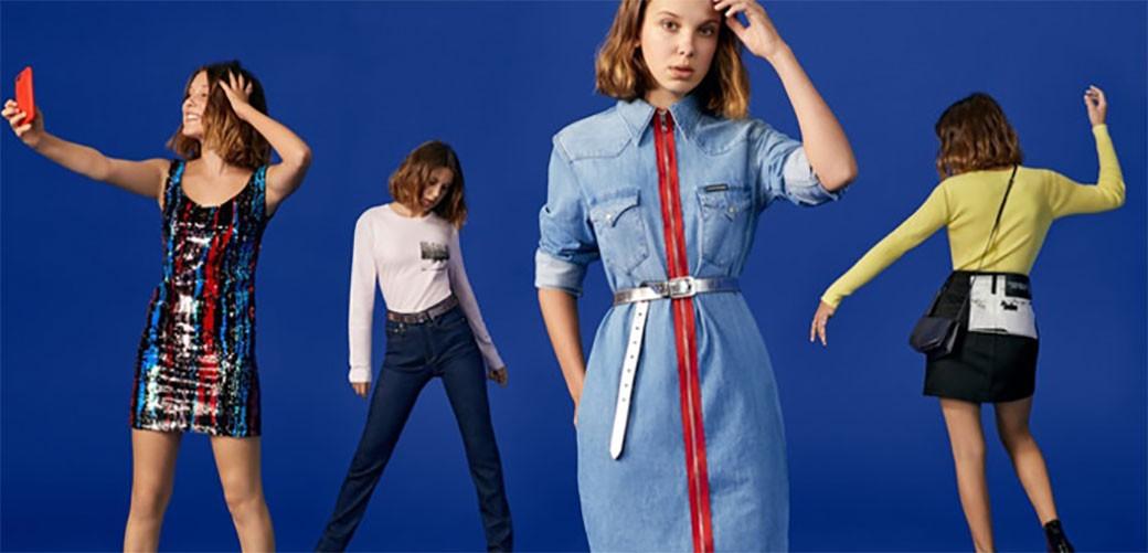 Millie Bobby Brown predstavlja Calvin Klein kolekciju