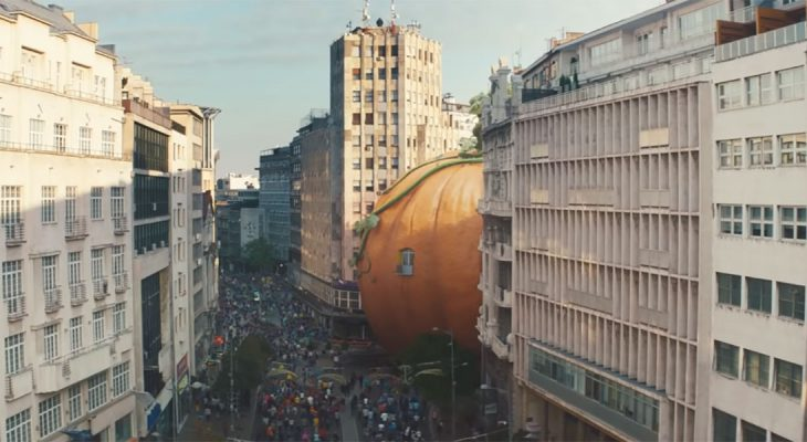 Genijalna reklama snimljena u Beogradu