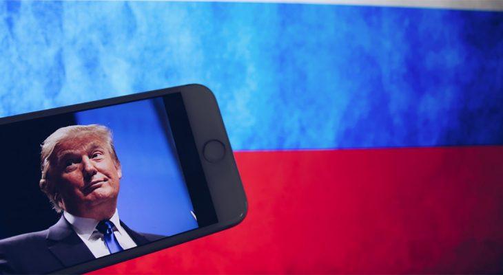 Da li je američki predsednik ruski špijun?