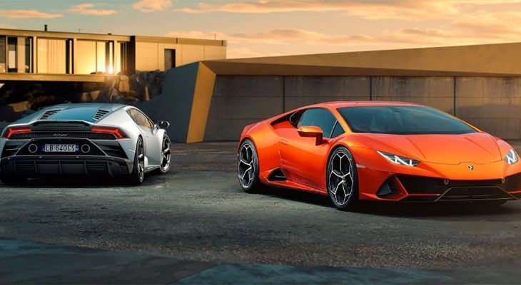 Stigao je nabudženi Lamborghini Huracan Evo