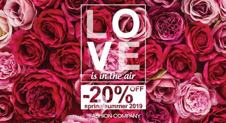 Iznenađenje za Dan zaljubljenih u Fashion Company