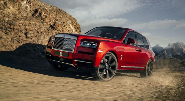 Novi Rolls-Royce Cullinan stiže u Srbiju