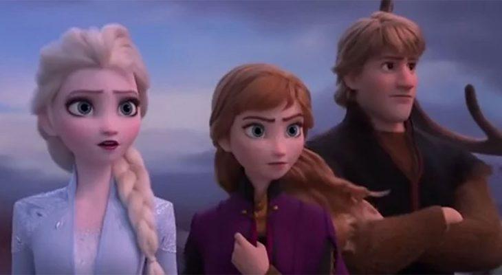 Frozen 2: Elsa je gej?