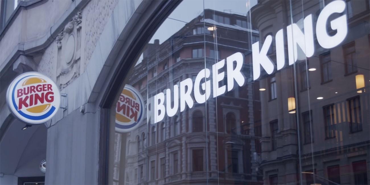 Burger King opasno troluje McDonald's