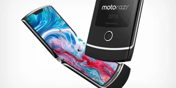 Ovo je nova Motorola Razr?