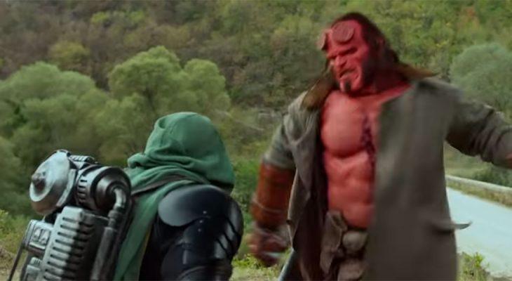 Hellboy Rad Band – treći nastavak