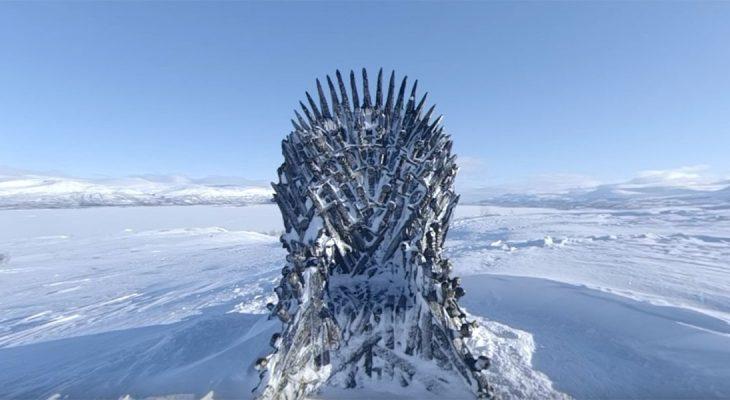 HBO je sakrio šest Gvozdenih prestola širom sveta
