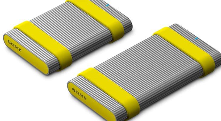 Sony neuništivi SSD diskovi