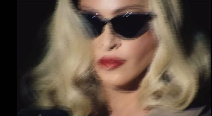 Madonna sprema novi album