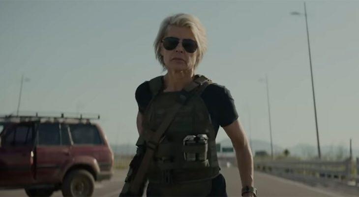 Terminator: Mračna sudbina - Stigao je prvi trailer