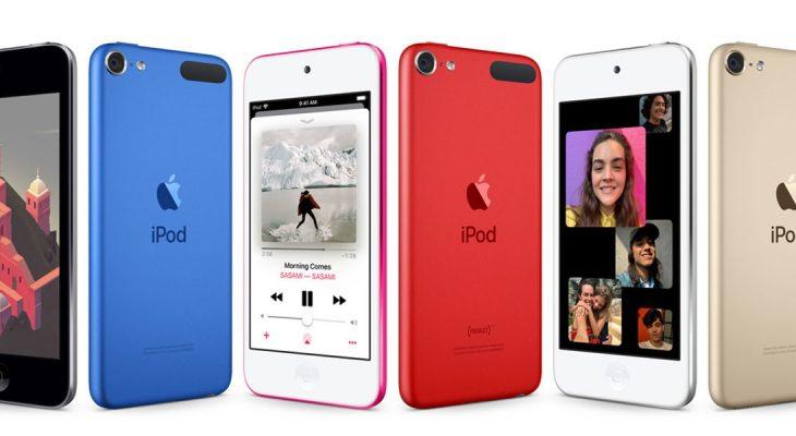 Apple predstavio novi iPod Touch