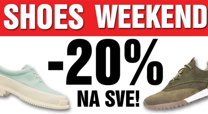 Bata & Camper Shoes Weekend