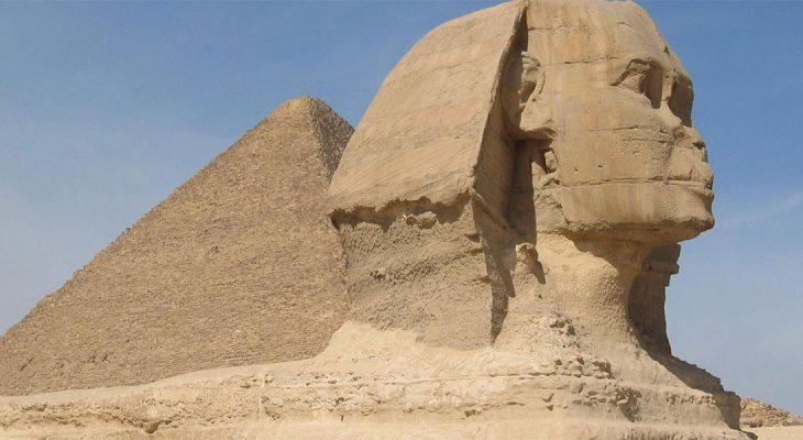 Ko je stvarno gradio egipatske piramide