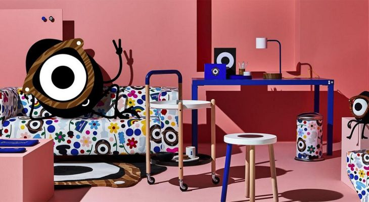 U robnu kuću IKEA Beograd stigla teen kolekcija FÖRNYAD