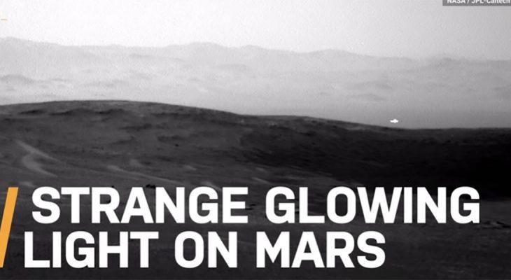 Šta je NASA snimila na Marsu?