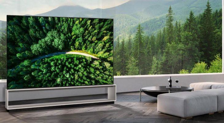 LG prvi 8K OLED TV na svetu