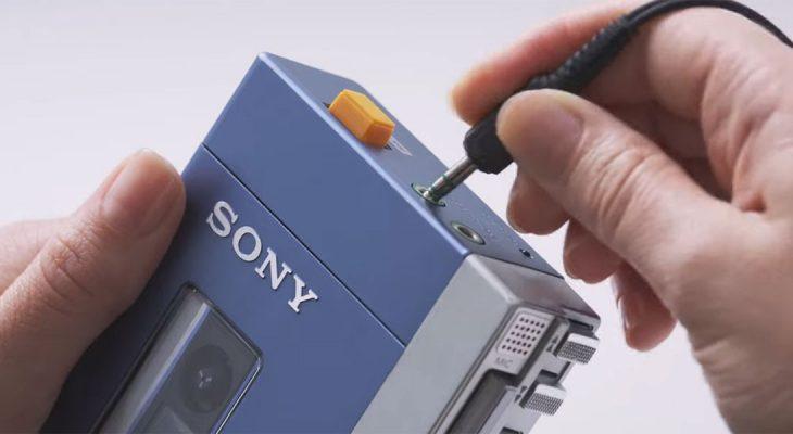 Sony Walkman danas slavi 40 godina