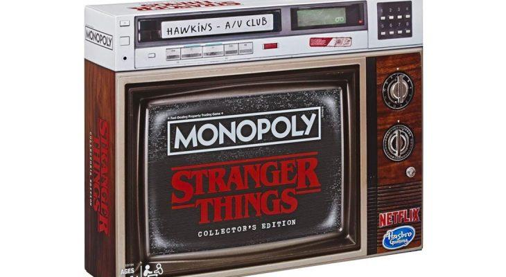 Monopol za fanove serije Stranger Things
