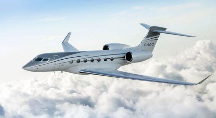 Novi Gulfstream je vlažni san direktora