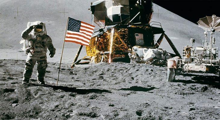 NASA izgubila snimke sletanja na Mesec
