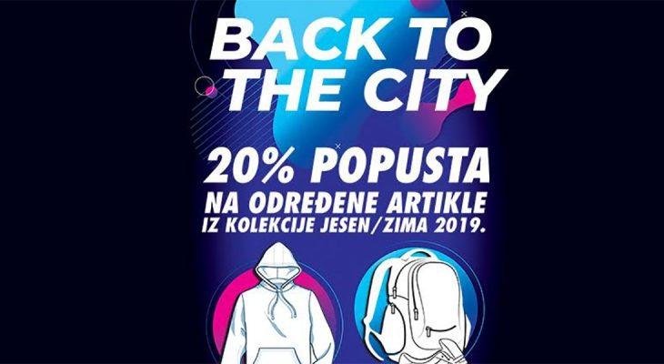 Back to the City u Fashion Company