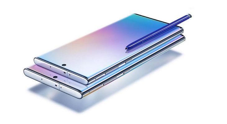 Samsung predstavio novi Galaxy Note10