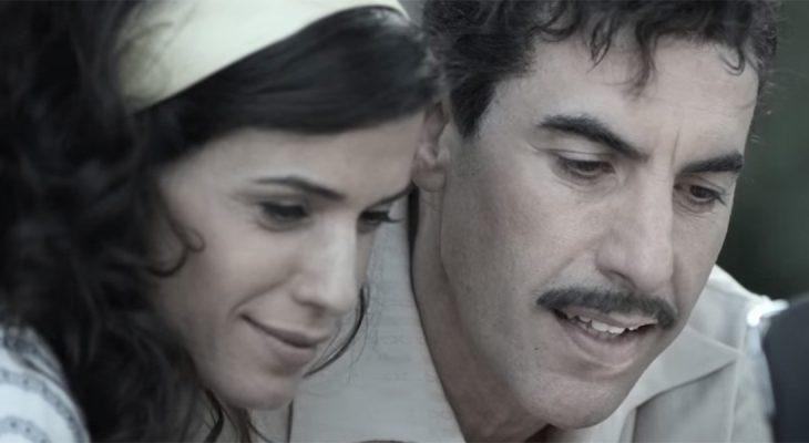 Sacha Baron Cohen u seriji The Spy