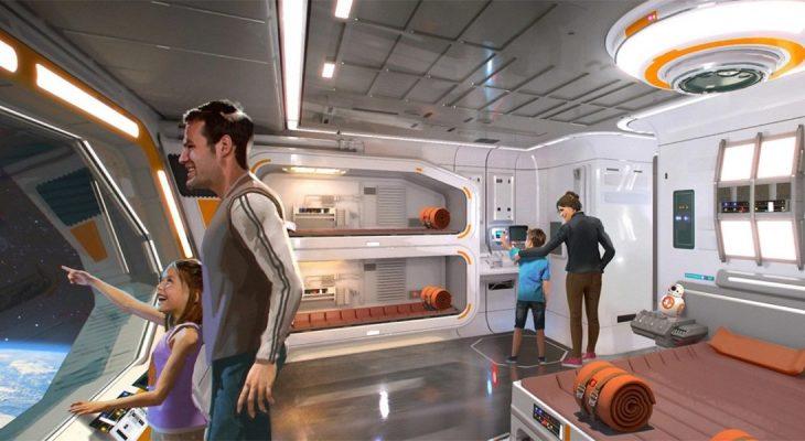 Disney završava Star Wars hotel