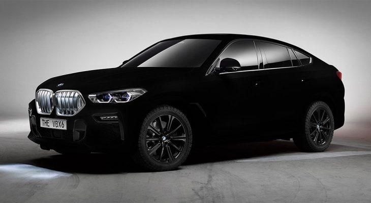 BMW ima najcrnji auto IKAD