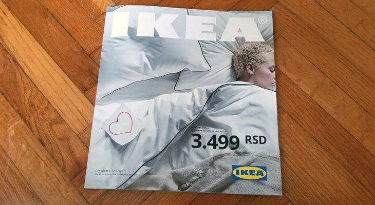 IKEA Srbija katalog za 2020 godinu je stigao