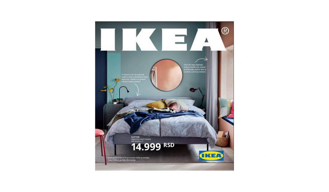 IKEA digitalni katalog za 2021 godinu