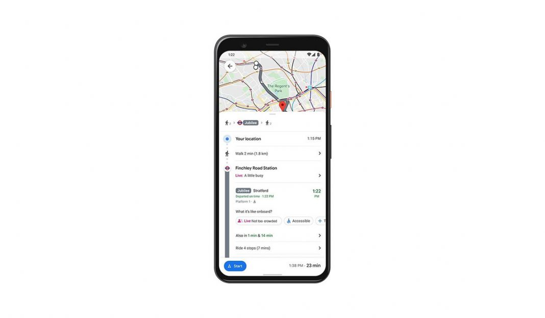 google-maps-gradski-prevoz