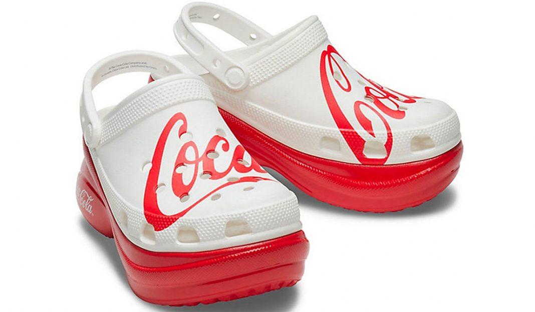 Coca-Cola-Crocs-papuče