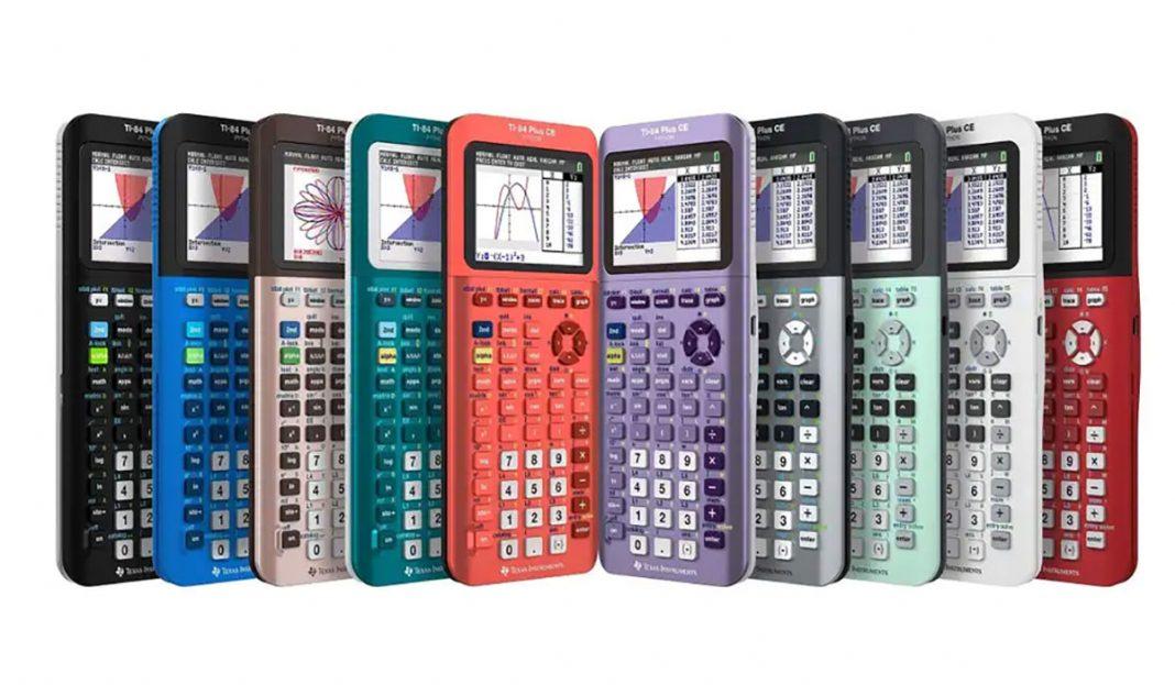 Texas-Instruments-kalkulator